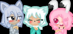 (Game)Treath,Moxie And Mochi