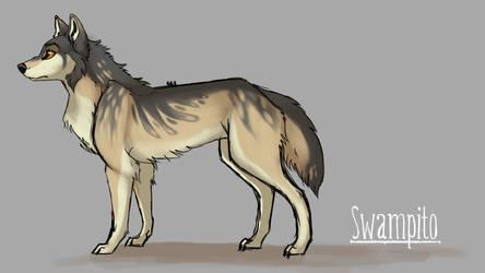 Wolf Practice Sketch