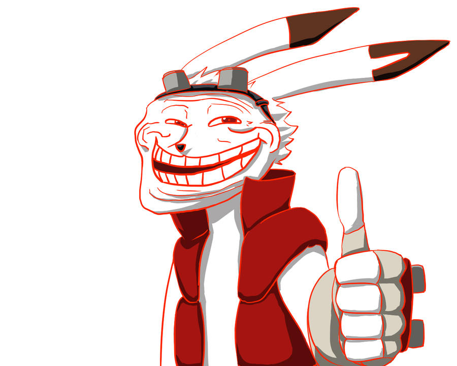 If King Kazma had trollface... by ianseanco