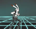 King Kazma enters The Grid