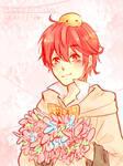 [G] Happy Birthday Ayuyu~! by unko-to