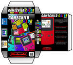 The Gamechild Color-Packaging