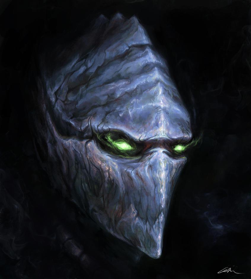 Dark Templar by oliverryanart