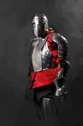 knight study 2 by oliverryanart