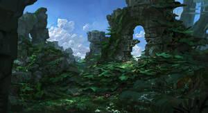 Lily Ruins