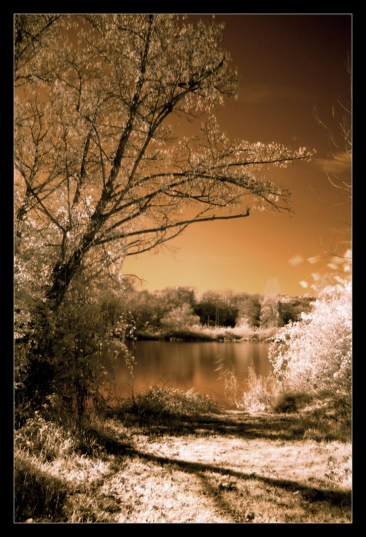 IR RIVER by digitalarts65