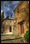 Case con piccole finestre by digitalarts65