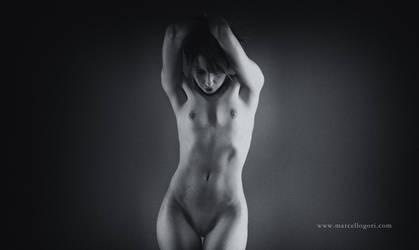 Grey Nude by digitalarts65