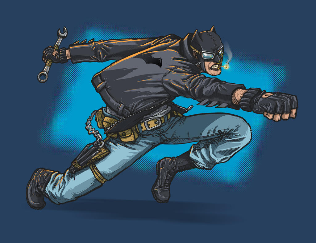 Rockabilly Bats by DecayingArt