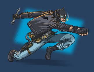 Rockabilly Bats by DecayingArt