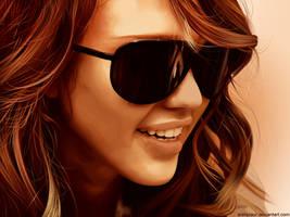 Jessica Alba by arekplaur