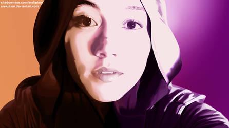 Hana Tajima by arekplaur