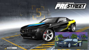 Need For Speed Pro Street - Flash Sentry by Vaux111