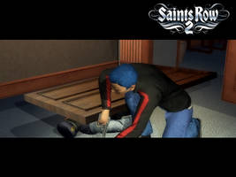 Flash Sentry Courthouse Saints Row 2 Style by Vaux111