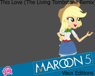 Maroon 5 - This Love (The Living Tombstone Remix) by Vaux111