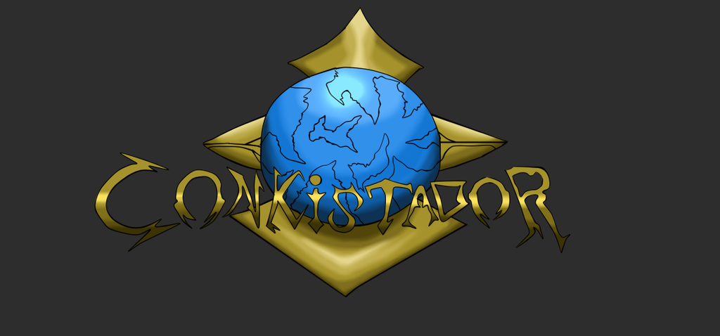 Conkistador Logo by WELL-ArtLOL