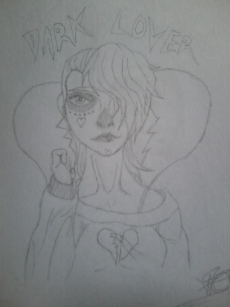 D-Darl Lover by WELL-ArtLOL