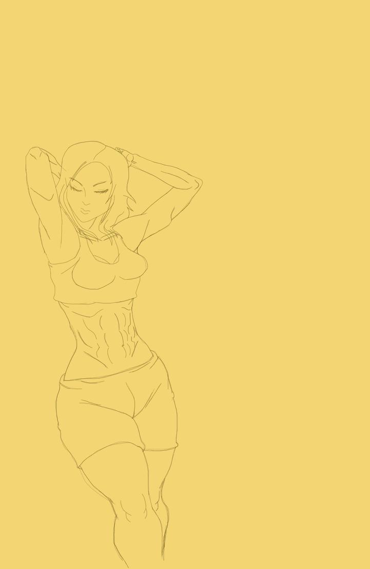 Good Fitness by WELL-ArtLOL