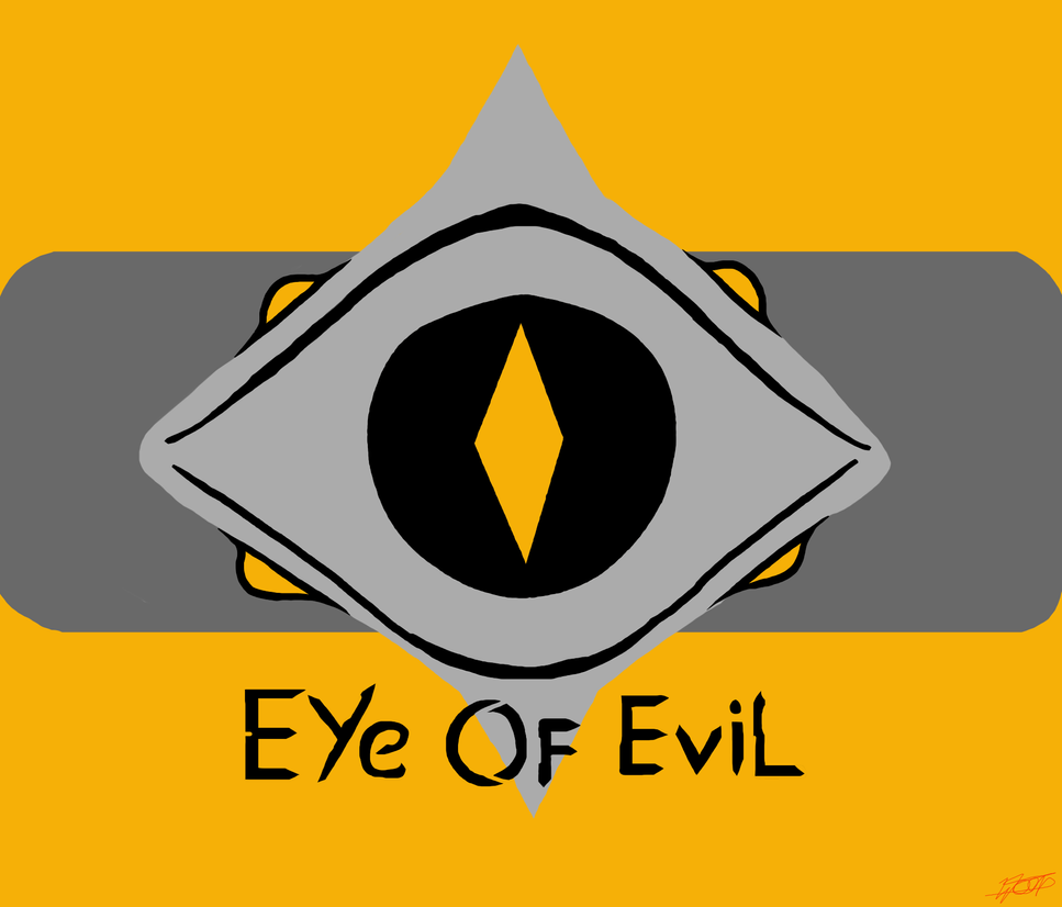 Eye Of Evil by WELL-ArtLOL
