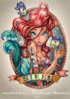 Ariel by telegrafixs
