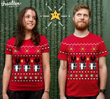 8 Bit Christmas by telegrafixs