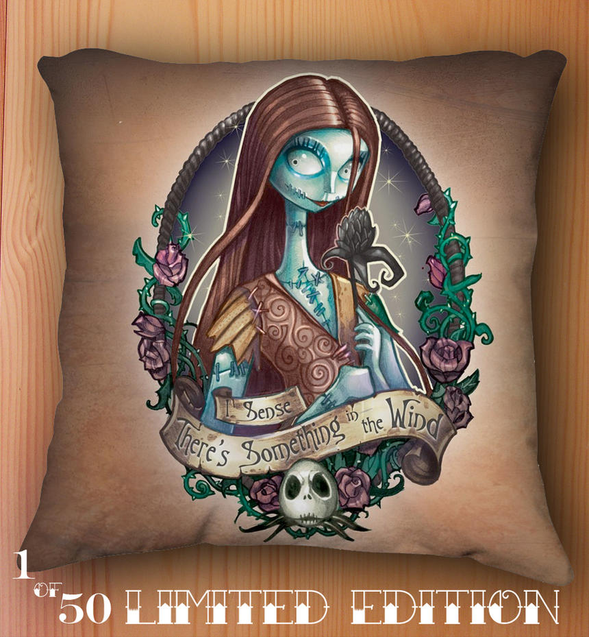 Something in the wind pillow by telegrafixs on deviantart for Tattoo nightmares shop appointment with jasmine