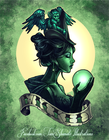 WICKED by telegrafixs