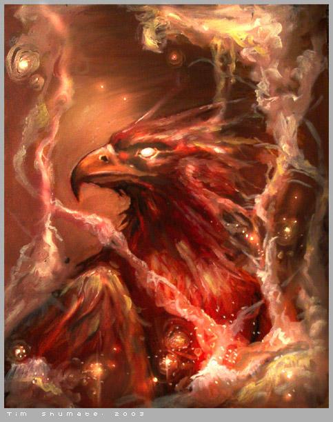 Firebird by telegrafixs