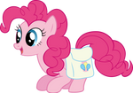 Pinkie Pie is ready to party
