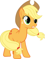 Call Applejack the Breeze by RedPandaPony