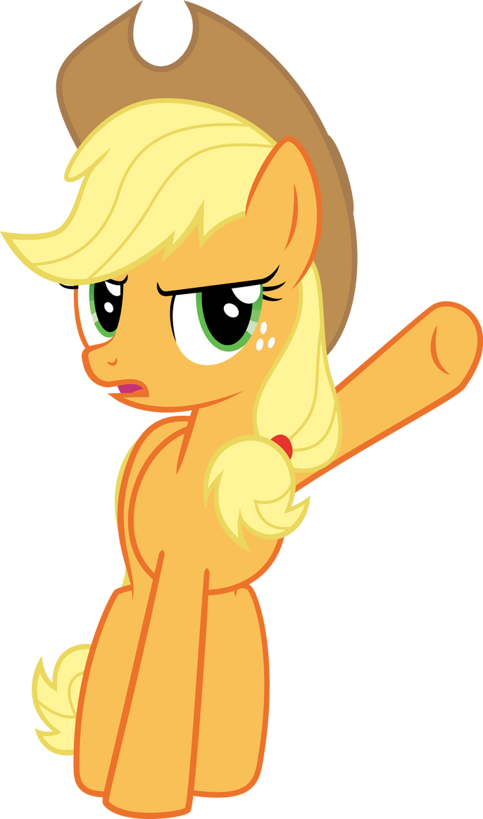 5594 applejack my little - photo #24