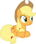 Applejack is Listening