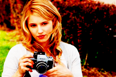 Dianna Agron by Team-Percabeth