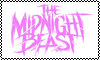The midnight beast stamp by CoraLayton