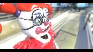 [C4D/FNAF/4K] Circus Baby