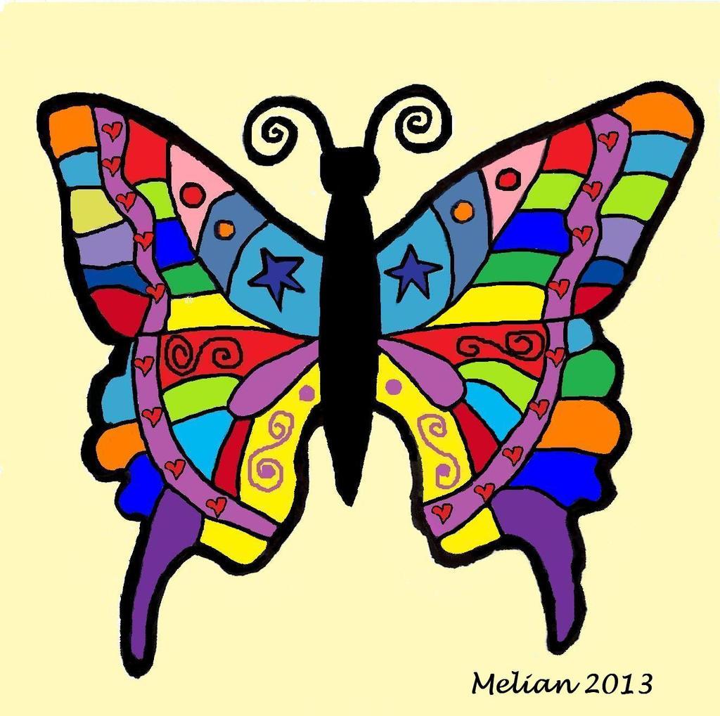 Butterfly 3 by MelianOfMist
