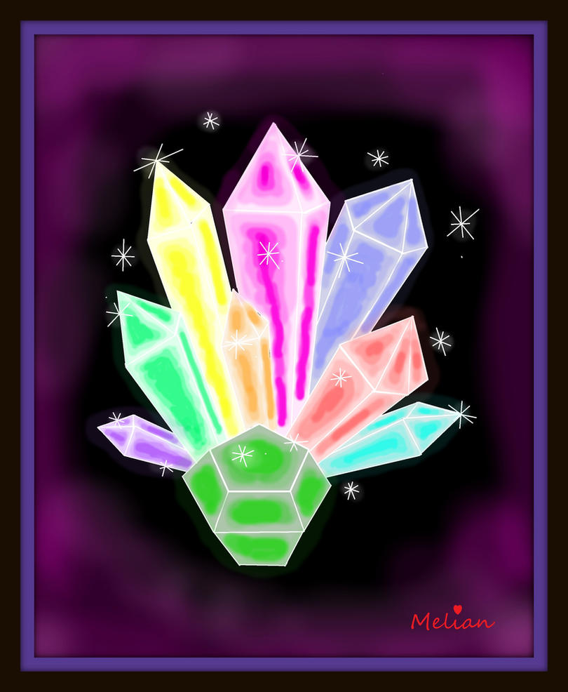 [Image: crystals_with_frame_by_melianofmist-da4wmje.jpg]