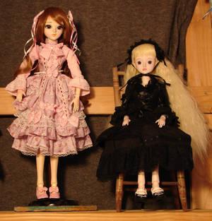 Cecelia and Mirabel 1