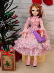 Lolita Doll Christmas 5 by MelianMarionette
