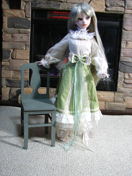 Cindy's New Dress 3