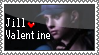 Jill Valentine Lover Stamp by Vizzah