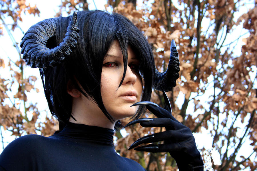 Sebastian Michaelis - True Form I by Karyu-sama on DeviantArt