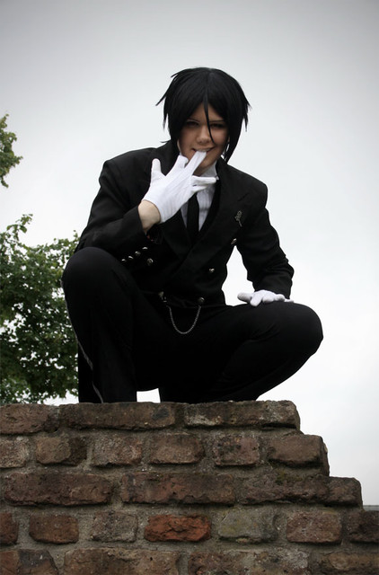 Kuroshitsuji - That Butler, targeting. by Karyu-sama