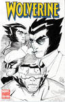 Sketch Cover: Logan