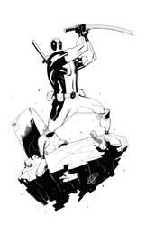 Deadpool by TheAdrianNelson