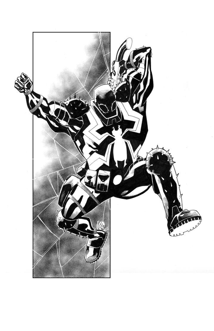 Agent Venom by TheAdrianNelson