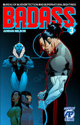 BADASS 03 Cover