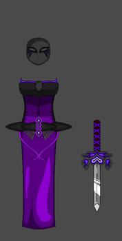 PheonixDrop Armor Idea for season 3 for Aphmau