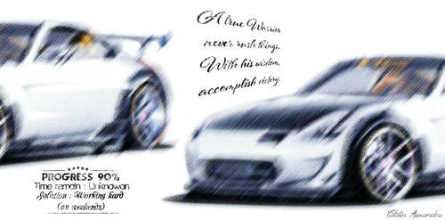 Coming Soon Nissan 350 (Tease - Final Stage)
