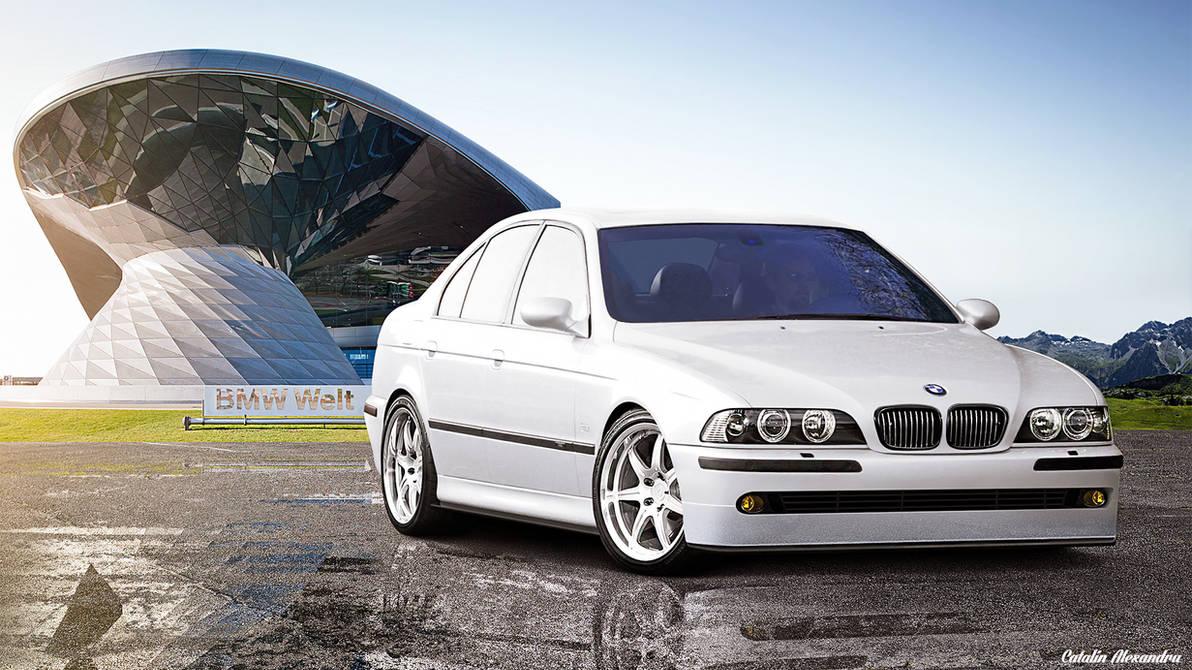 BMW E39 (Remake)